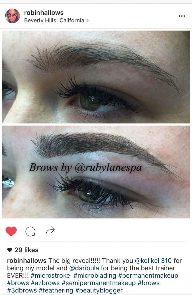 Media and Reviews – Daria Chuprys Permanent Makeup Studio