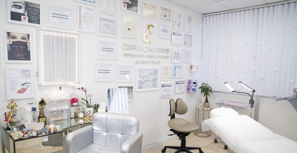 Daria Chuprys Permanent Makeup Studio